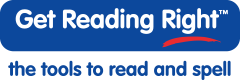 Get Reading Right logo.