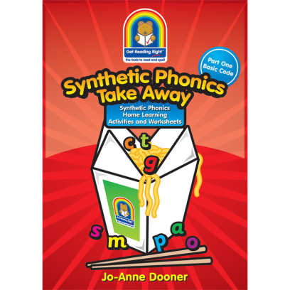 Synthetic Phonics Worksheets Take Away Part One 978-988-19283-9-9