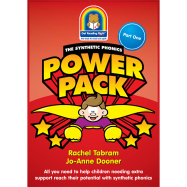 Synthetic Phonics Homeschool Power Pack Part One 978-988-99008-7-8