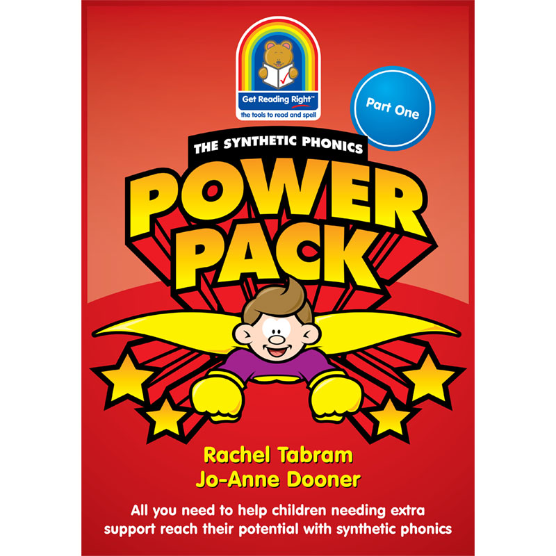 The Synthetic Phonics Power Pack – Part One