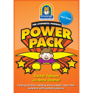 The Synthetic Phonics Power Pack Part Three 978-988-15280-2-5