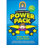 The Synthetic Phonics Power Pack Part Two 978-988-19283-5-1
