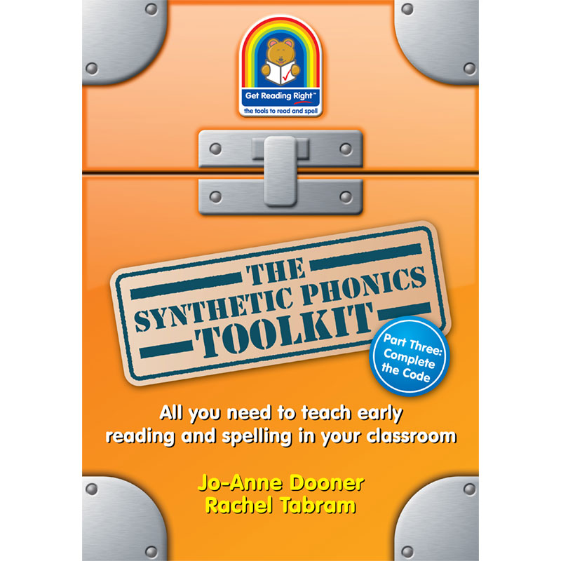 The Synthetic Phonics Toolkit Part Three