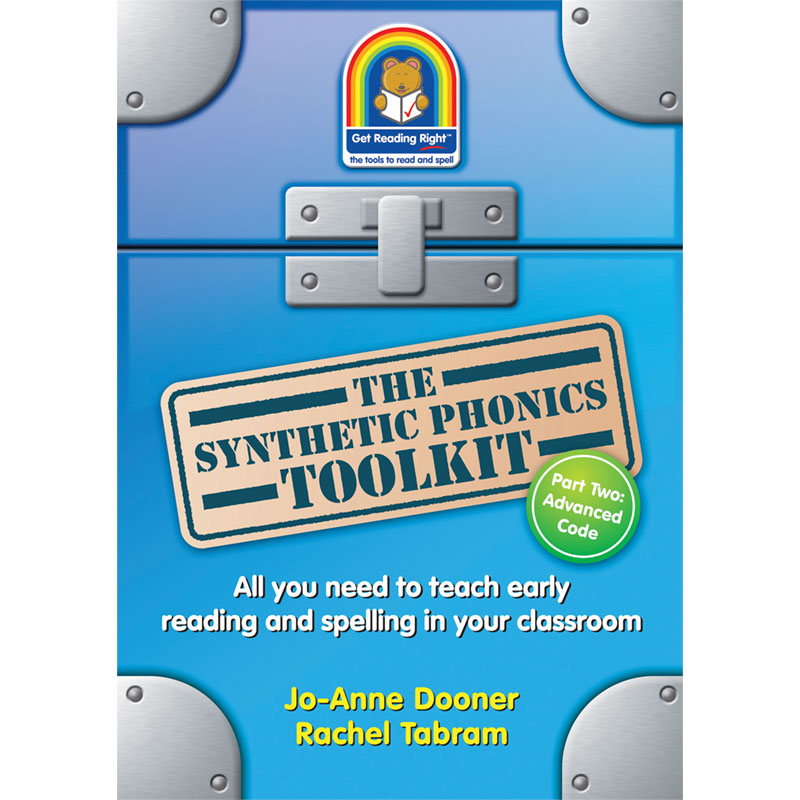 The Synthetic Phonics Toolkit Part Two