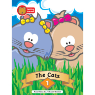 Decodable Stories Series One The Cats 978-988-19283-2-0