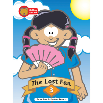 Decodable Stories Series One – 03 The Lost Fan