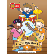 Decodable Stories Series One Cliffs Jazz Band 978-988-19283-3-7