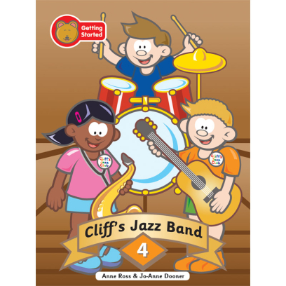 Decodable Stories Series One – 04 Cliffs Jazz Band