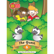 Decodable Stories Series One the Quest 978-988-19283-4-4