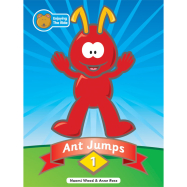 Decodable Stories Series Two 01 Ant Jumps 978-988-19285-9-7