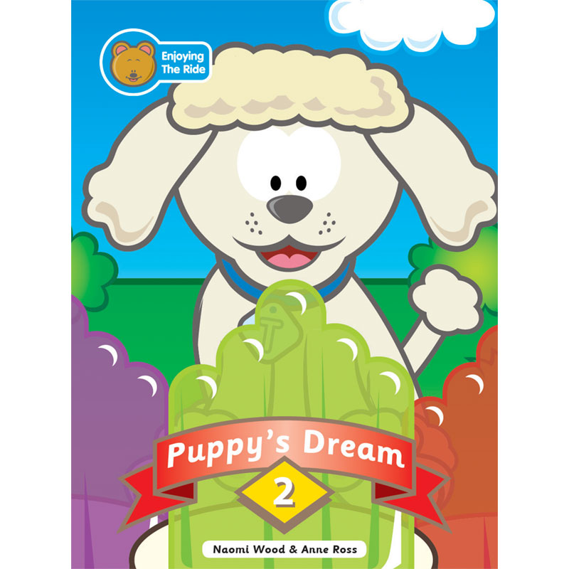 Decodable Stories Series Two Puppy's Dream 978-988-19285-2-8