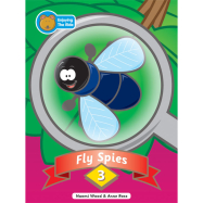 Decodable Stories Series Two 03 Fly Spies 978-988-19285-6-6