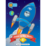 Decodable Stories Series Two Zoom to the Moon 978-988-19285-7-3