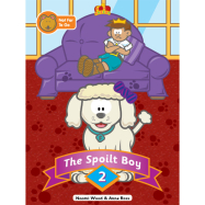 The Spoilt Boy 978-988-15278-1-3
