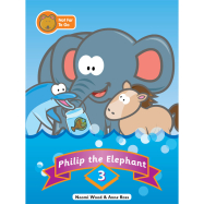 Philip the Elephant 978-988-15278-2-0