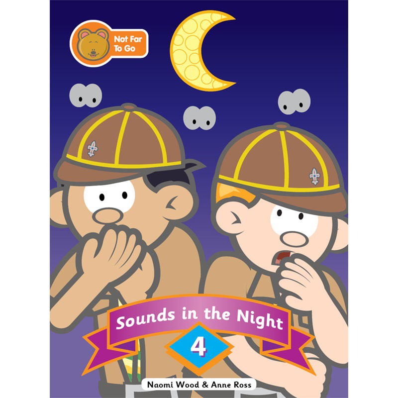 Sounds in the Night 978-988-15278-3-7