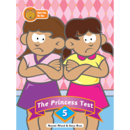 The Princess Test 978-988-15278-4-4