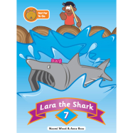 Lara the Shark 978-988-15278-6-8