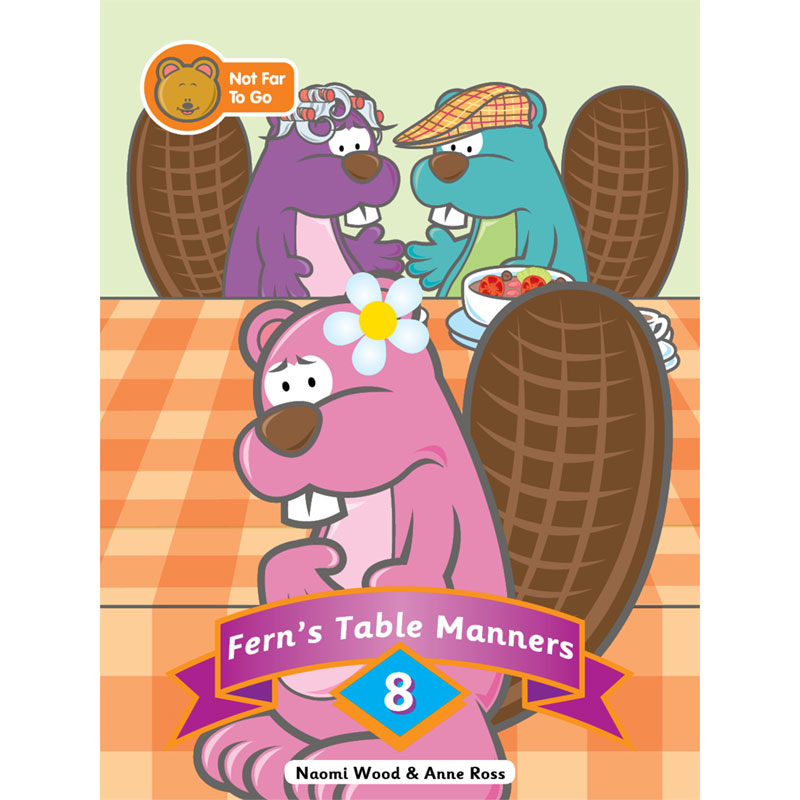 Fern's Table Manners 978-988-15278-7-5
