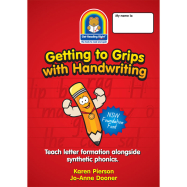 Synthetic Phonics Handwriting 978-988-99974-9-6