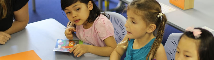 Synthetic Phonics in the Get Reading Right Classroom