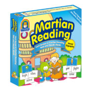 Synthetic Phonics Pseudo Words Reading Games 978-988-15280-5-6