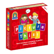 Synthetic Phonics Word and Picture Cards 978-988-15280-7-0